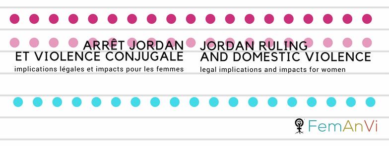 Copie de Copie de arrêt jordan et violence conjugale-